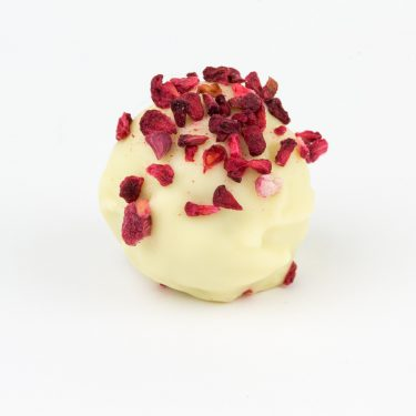 Wallings Raspberry Ripple Truffle